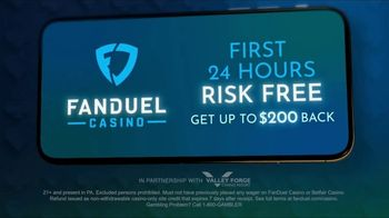 FanDuel SportsBook TV Spot, 'Play Risk Free' - Thumbnail 10