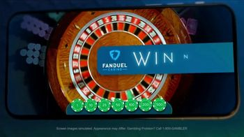 FanDuel SportsBook TV Spot, 'Play Risk Free' - Thumbnail 7