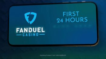 FanDuel SportsBook TV Spot, 'Play Risk Free' - Thumbnail 9