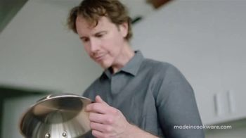 Made In Cookware TV Spot, 'Something Better' Featuring Grant Achatz