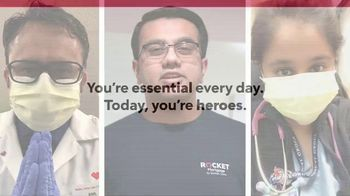 Rocket Mortgage TV Spot, 'Thank You For Your Service' - Thumbnail 5