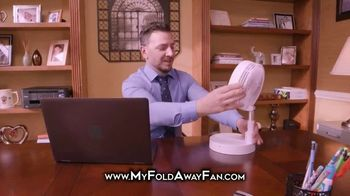 Bell + Howell My Foldaway Fan TV Spot, 'Anywhere You Need It: Free Shipping' - Thumbnail 6