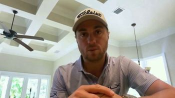 PGA TOUR TV Spot, 'A Message to Our Fans' Featuring Justin Thomas - Thumbnail 3