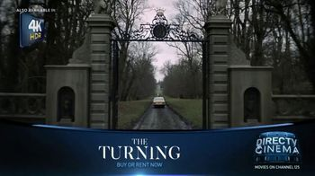 DIRECTV Cinema TV Spot, 'The Turning' - Thumbnail 1