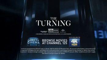 DIRECTV Cinema TV Spot, 'The Turning' - Thumbnail 10