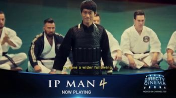DIRECTV Cinema TV Spot, 'IP Man 4: The Finale' Song by Vo Williams - Thumbnail 3