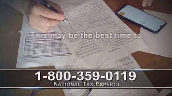 National Tax Experts TV Spot, 'COVID-19: Aggressive Resolution Plans'