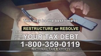 National Tax Experts TV Spot, 'COVID-19: Aggressive Resolution Plans' - Thumbnail 3