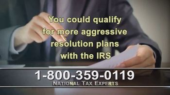 National Tax Experts TV Spot, 'COVID-19: Aggressive Resolution Plans' - Thumbnail 4