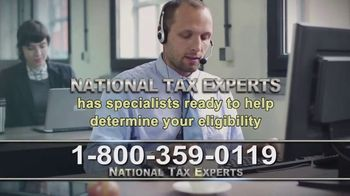 National Tax Experts TV Spot, 'COVID-19: Aggressive Resolution Plans' - Thumbnail 5