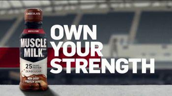 Cytosport Muscle Milk TV Spot, 'Own Your Strength' Featuring Tua Tagovailoa - Thumbnail 10
