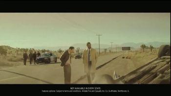 Allstate TV Spot, 'Cop Show' Featuring Dennis Haysbert - Thumbnail 10