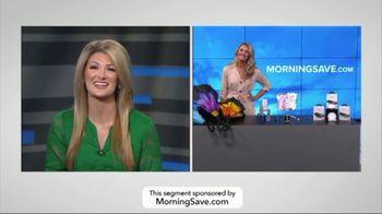 MorningSave Early Bird Bargains TV Spot, 'Power Bank, Revitalizing Serum & Umbrella' - Thumbnail 9