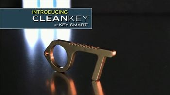 KeySmart CleanKey TV Spot, 'Germs Are Everywhere'