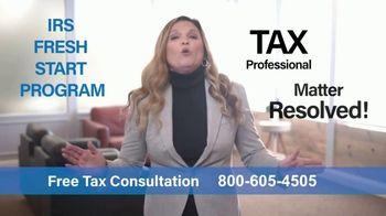 Roni Deutch TV Spot, 'IRS Fresh Start Program'