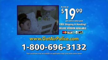 Air Police Ionic Air Purifier TV Spot, 'Clean Your Home' - Thumbnail 10