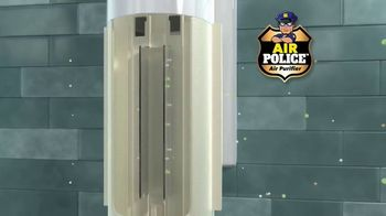 Air Police Ionic Air Purifier TV Spot, 'Clean Your Home'