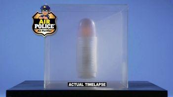Air Police Ionic Air Purifier TV Spot, 'Clean Your Home' - Thumbnail 4