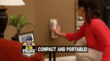 Air Police Ionic Air Purifier TV Spot, 'Clean Your Home' - Thumbnail 5