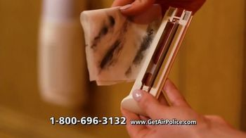 Air Police Ionic Air Purifier TV Spot, 'Clean Your Home' - Thumbnail 6