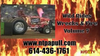 National Tractor Pullers Association (NTPA) TV Spot, 'Wild Rides, Wrecks and Fire: Volume Seven' - Thumbnail 9