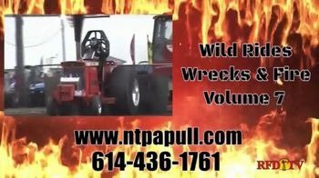 National Tractor Pullers Association (NTPA) TV Spot, 'Wild Rides, Wrecks and Fire: Volume Seven' - Thumbnail 7