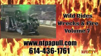 National Tractor Pullers Association (NTPA) TV Spot, 'Wild Rides, Wrecks and Fire: Volume Seven'