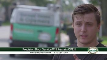 Precision Door Service TV Spot, 'The Safety of Your Family' - Thumbnail 1