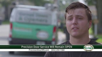 Precision Door Service TV Spot, 'The Safety of Your Family' - Thumbnail 2