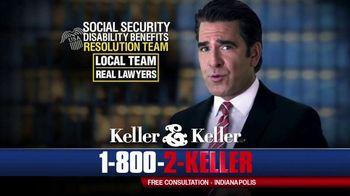 Keller & Keller TV Spot, 'Denied' - Thumbnail 3