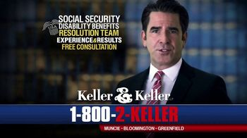 Keller & Keller TV Spot, 'Denied' - Thumbnail 5