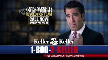 Keller & Keller TV Spot, 'Denied' - Thumbnail 7