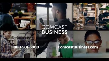 Comcast Business TV Spot, 'Figuring Things Out: No Offer' - Thumbnail 10