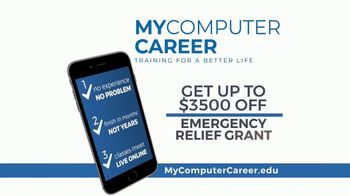 MyComputerCareer TV Spot, 'Here's Your Chance: $3,500 Off' - Thumbnail 10