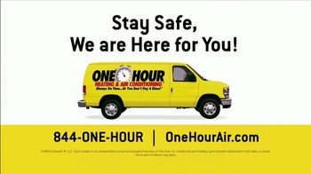 One Hour Heating & Air Conditioning TV Spot, 'Safety and Comfort' - Thumbnail 9