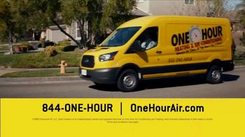 One Hour Heating & Air Conditioning TV Spot, 'Safety and Comfort' - Thumbnail 2