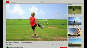 KickerBall TV Spot, 'Swerve, Curve and Bend Into the Goal: No Offer' - Thumbnail 9
