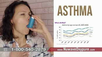 NuWave OxyPure Air Purifier TV Spot, 'Airborne Viruses' - Thumbnail 1