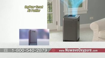 NuWave OxyPure Air Purifier TV Spot, 'Airborne Viruses' - Thumbnail 8
