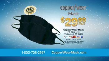 CopperWear Mask TV Spot, 'The Best News'