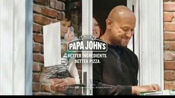 Papa John's TV Spot, 'Delivering Thanks Families' - Thumbnail 10