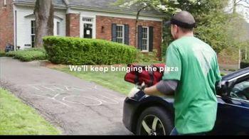 Papa John's TV Spot, 'Delivering Thanks Families' - Thumbnail 9