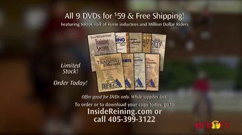 Inside Reining TV Spot, 'Training DVDs' - Thumbnail 10