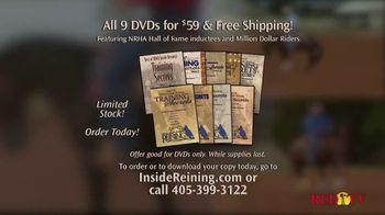 Inside Reining TV Spot, 'Training DVDs' - Thumbnail 4