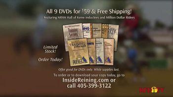 Inside Reining TV Spot, 'Training DVDs' - Thumbnail 6