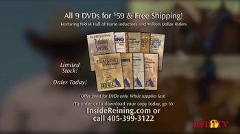 Inside Reining TV Spot, 'Training DVDs' - Thumbnail 7