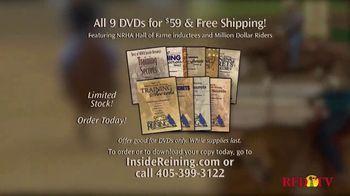 Inside Reining TV Spot, 'Training DVDs' - Thumbnail 8