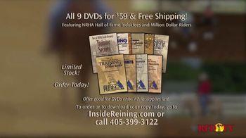 Inside Reining TV Spot, 'Training DVDs' - Thumbnail 9