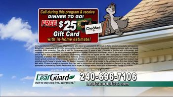 LeafGuard of DC $99 Install Sale TV Spot, 'Good Housekeeping Seal' - Thumbnail 9