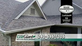 LeafGuard of DC $99 Install Sale TV Spot, 'Good Housekeeping Seal' - Thumbnail 1